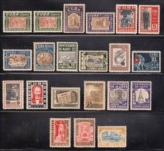 1953 Caribbean Stamps Jose Marti Centenary  Complete Set  MNH
