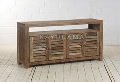 RECYCLED TEAK SIDEBOARDS DS 01