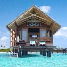 Dream vacation spot.