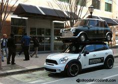 Mini Cooper Countryman Promo Car & Clssic Mini Cooper