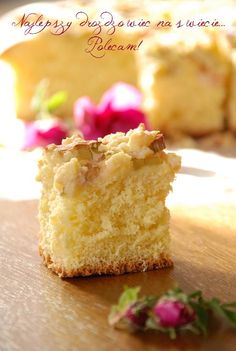 Vanilla Cake, Recipes, Recipies, Ripped Recipes, Cooking Recipes, Medical Prescription, Recipe