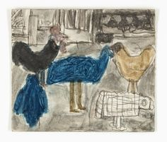 How One Deaf, Outsider Artist Came To Communicate Through Art
