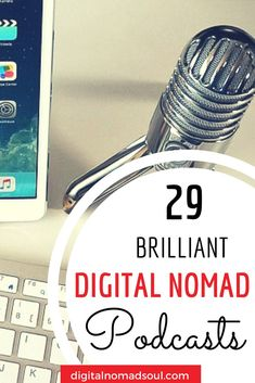 Check out these fantastic digital nomad podcasts for everyone interested in a location-independent life, remote work and long-term traveling.
