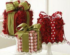 (Christmas) Centerpiece idea