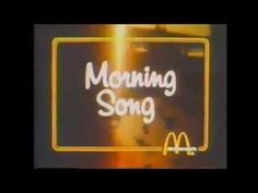 11 best old mcdonald s commercials images on pinterest commercial
