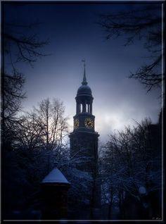 Sankt Michaelis Hauptkirche Hamburg