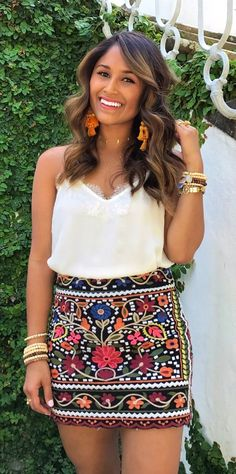 2c74fa13b3e4 45 Basic Summer Outfits for Women - Fashmagg