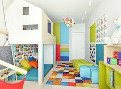 Дизайн интерьера детской для малыша
