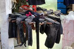 KUUNSÄTEESSÄ: Tutustumista thaimaalaiseen hevostalliin