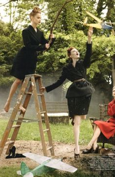 Steven Meisel for US Vogue 2009