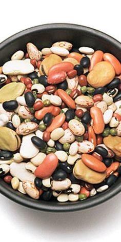 Legumes  - Pump up your mood, energy, and brainpower too.