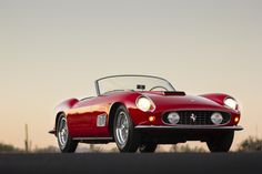 1958 Ferrari 250GT LWB California Spider by Scaglietti
