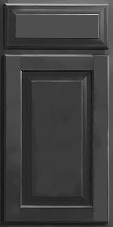 Merillat Masterpiece Cabinetry-Townley Square Maple Onyx Painted from waybuild