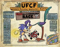 Sala7design: UFCF e suas lutas épicas