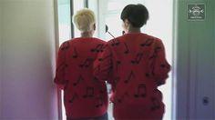 """hobiverse: """" yoonseok + matching sweaters """""""
