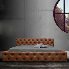 Handmade quilted bed in a modern and elegant design Beds, Lounge, Couch, Elegant, Modern, Handmade, Furniture, Design, Home Decor