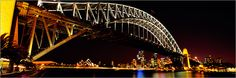 A different view of the bridge Sydney