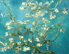 my favourite van gogh! Bought the print in Amsterdam and left it at security at Hethrow!! :(