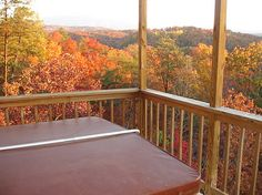 Mountain Romance - 1 Bedroom, 1.5 Bathroom Cabin Rental in Pigeon Forge, Tennessee.