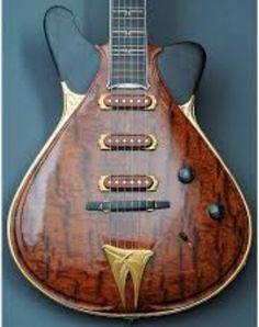 Jesselli Guitars.