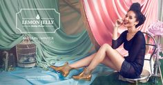 New Collection Lemon Jelly AW14