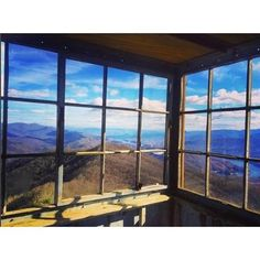 A hike from Fontana Dam along the Appalachian Trail and into the Great Smoky Mountains National Park will lead you to Shuckstack Firetower. Considered by many to be a strenuous hike, the tower reveals stunning views.