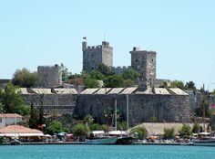 TurkeyBodrumCastle - Mausoleum at Halicarnassus - Wikipedia