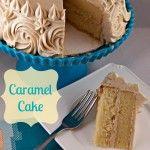 One Year Blogiversary Celebration, Giveaway and Caramel Cake - My Sweet Sanity