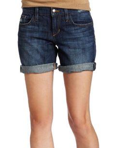 Joe`s Jeans Women`s Roll Denim Short