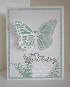 Maui Stamper Butterfly Basics