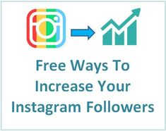 Do you want to grow your #InstagramFollowers without spending a single penny? Well, here I have the solution for you and end of the article you will some perfect free ways for you to increase your followers counts. Here I have describe many ways and you can choose some better ways that fits for your personality.  #InstagramMarketing #SocialMedia #SocialMediaMarketing #DigitalMarketing #OnlineMarketing