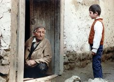 Where is the Friend's Home? Directed by Abbas Kiarostami.
