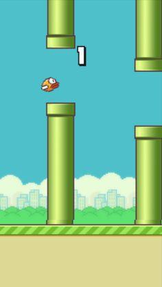 #Android Flappy Bird un nuevo y adictivo juego disponible en el Play Store. - http://droidnews.org/?p=1396 www.flappybirds.co.uk www.flappygame.com