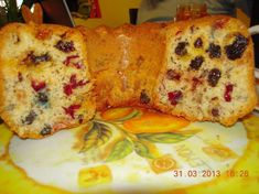 Adventi püspökkenyér kandírozott gyümölcsökkel Quiche, Advent, Panna Cotta, Muffin, Chicken, Meat, Breakfast, Cake, Food