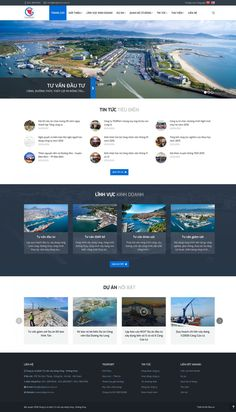 Dự án website Biso đã thiết kế - Biso.vn Website, Vietnam, Tours