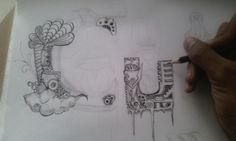 Little steps to living doodle -__-