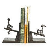 Found it at Wayfair - See-Saw Metal Book Ends