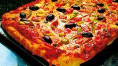 Seitan, Food Categories, Tzatziki, Frappe, Pepperoni, Mozzarella, Vegetable Pizza, Nutella, Bacon