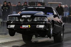 drag racing | ... 10.5 / Outlaw Pro Mod 57 Chevy - Drag Radial Mustang Record Holder