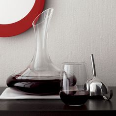 Stemless Wine Glasses | Crate and Barrel