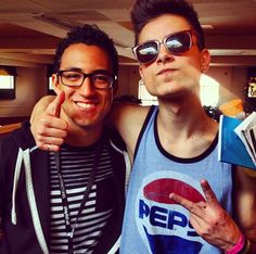 Ricardo and Kian. Even though O2L is just 6/6 instead of 7/7