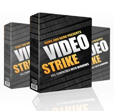 Video Strike is a complete done-for-you video software, developed by Radu Hahaianu, that allows you to create beautiful content using drag and drop templates.
