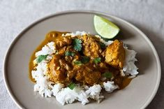 Cheap Creamy Chicken Curry , a recipe on Food52