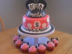 Matching B-day cake!?!