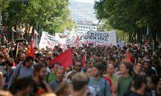 Paralia News- (Breaking News): Πανεκπαιδευτικό συλλαλητήριο θα ξεκινήσει από τα Π...