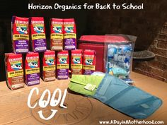 Enter to WIN a Horizon Organic