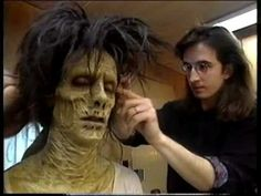 Movie Magic Episode 1 - Creature Makeup Masks and Mirrors Discovery Channel