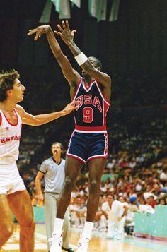 Michael Jordan 1984