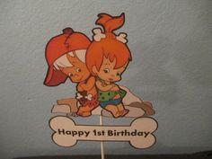 Pebbles partyPebbles BirthdayPebbles and Bam by BehindTheTheme