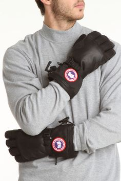 China Wholesale Canada Goose Mens Canada Goose Womens Glove